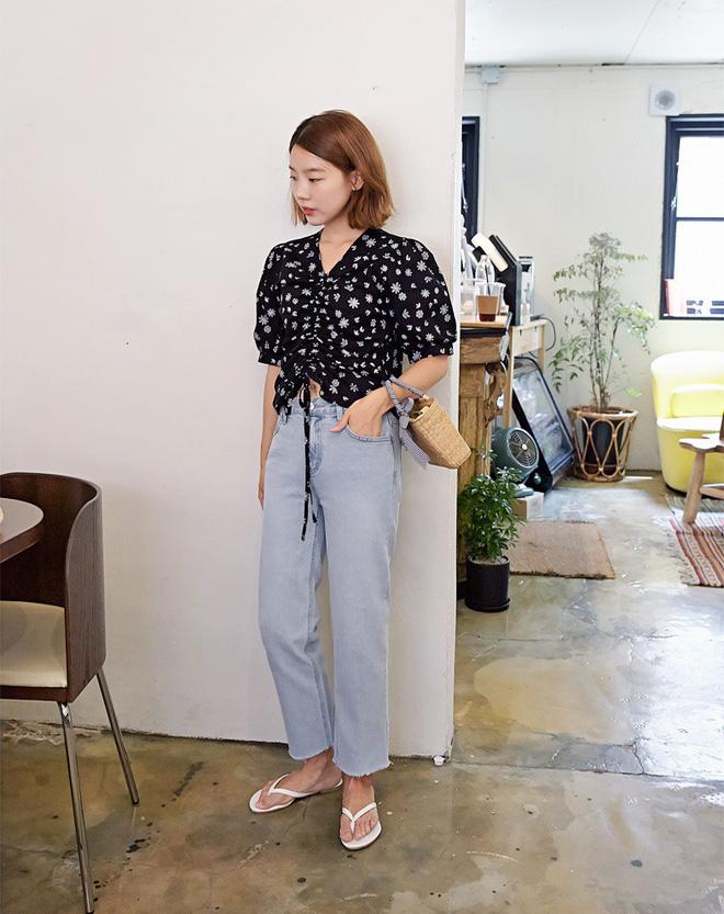 5 dáng áo blouse này đã gây sốt suốt từ đầu hè, hội chị em 'bánh bèo' không nên bỏ qua bất cứ mẫu nào - Ảnh 4