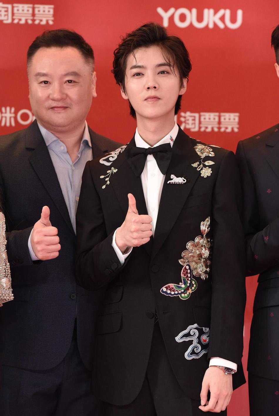 Dàn mỹ nhân Hoa ngữ đọ sắc trên thảm đỏ Liên hoan phim Thượng Hải 2019 - Ảnh 8