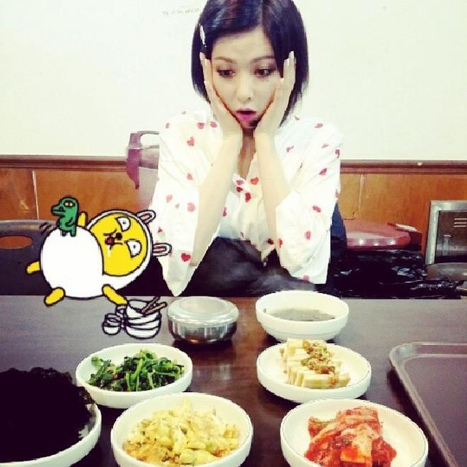 Học cô nàng gợi cảm nhất Kpop ăn sao cho dáng đẹp và chuẩn nhất - Ảnh 2