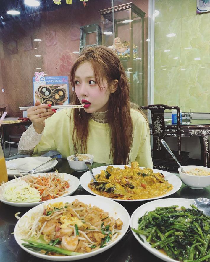 Học cô nàng gợi cảm nhất Kpop ăn sao cho dáng đẹp và chuẩn nhất - Ảnh 5