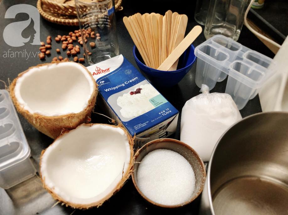 Đừng mua kem dừa 3k nữa, các mẹ hãy tự làm để đảm bảo an toàn vệ sinh thực phẩm cho cả nhà nhé! - Ảnh 1