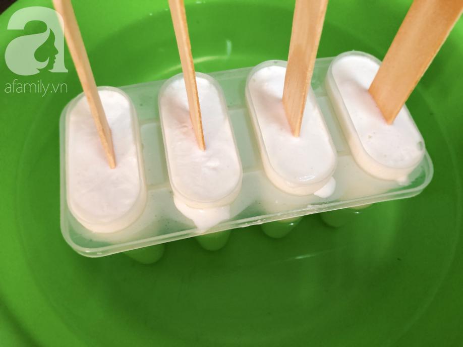 Đừng mua kem dừa 3k nữa, các mẹ hãy tự làm để đảm bảo an toàn vệ sinh thực phẩm cho cả nhà nhé! - Ảnh 5