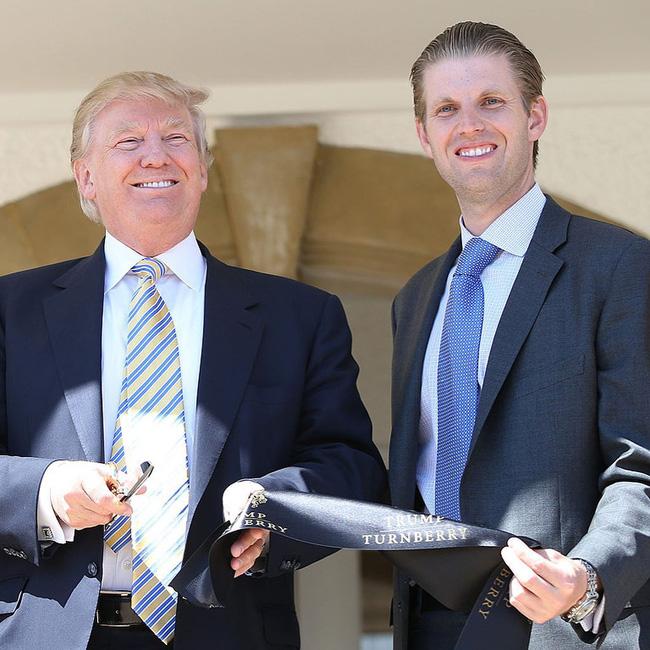 Các con Tổng thống Trump chúc mừng sinh nhật cha bằng một loạt bức hình ý nghĩa còn Đệ nhất phu nhân Mỹ có hành động ngược lại - Ảnh 5