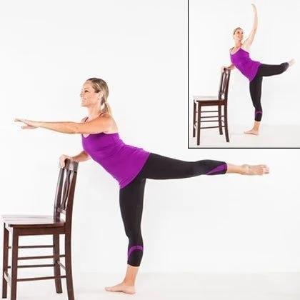 Chỉnh chân từ cong thành thẳng không khó, chỉ cần bạn chăm tập theo 3 động tác dưới đây - Ảnh 3