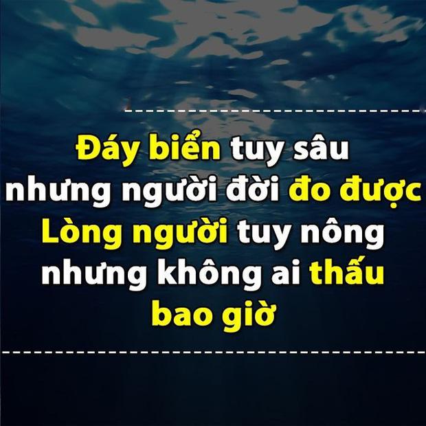 Sông tuy sâu nhưng còn thấy đáy, lòng người dẫu nông mà lại khó lường: Đừng lỡ lời nói 9 điều này mới là người khôn ngoan - Ảnh 1