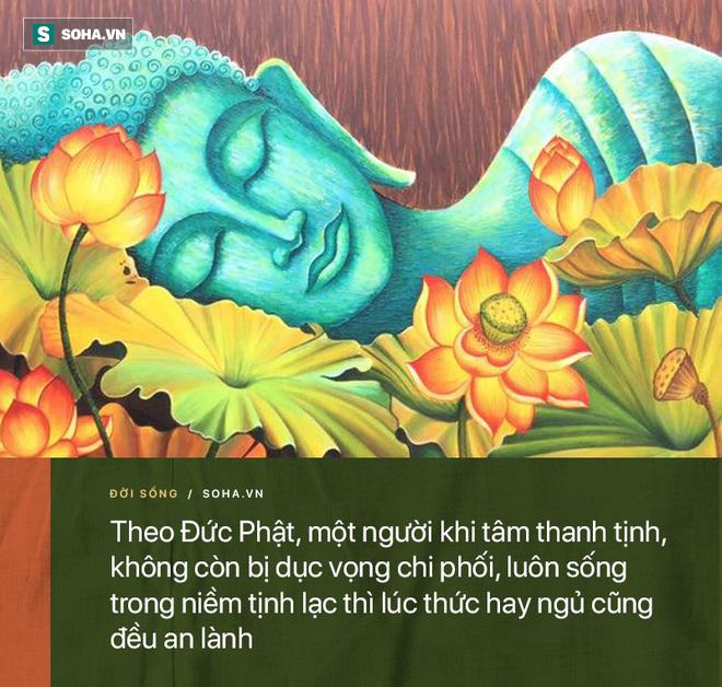 Hỏi Đức Phật về tư thế ngủ, môn đồ ngộ ra sâu sắc từ câu trả lời của Ngài - Ảnh 3