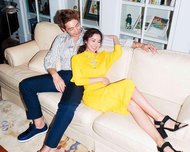 Không chỉ quyền lực, vợ chồng Kim Tae Hee - Bi Rain còn giàu 'nức đố đổ vách', hai cô con gái chính là thiên kim tiểu thư hạng nhất xứ Hàn - Ảnh 5
