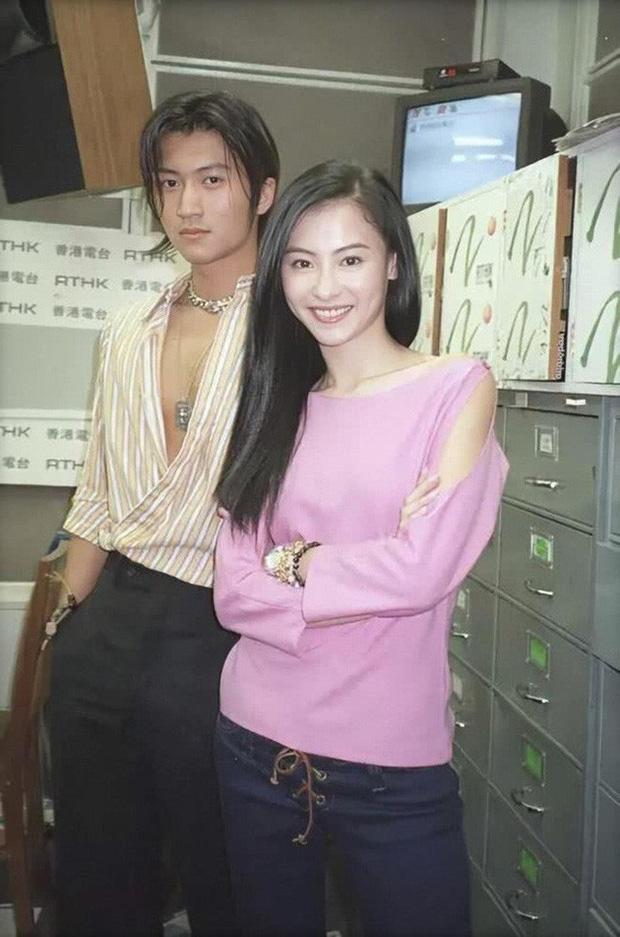Nhan sắc thuở đôi mươi của Trương Bá Chi thanh tú nhường này, bảo sao luôn tự tin mình 'đẹp nhì Hong Kong' - Ảnh 7