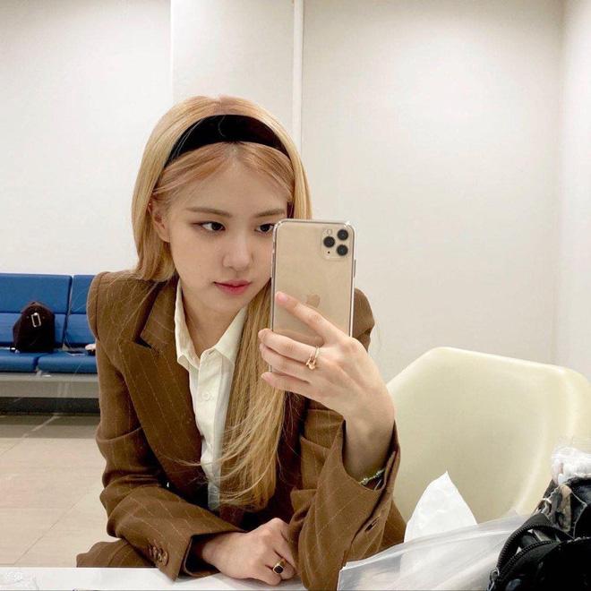Rosé tuyên bố tạm biệt mái tóc vàng thương hiệu, fan Việt vote ngay 2 màu khó nhằn nhưng đảm bảo siêu chất chơi - Ảnh 7