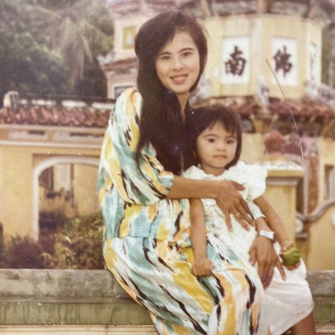 Vân Trang: Tôi hay nạt mẹ lắm làm mẹ buồn và khóc nhiều lần - Ảnh 2