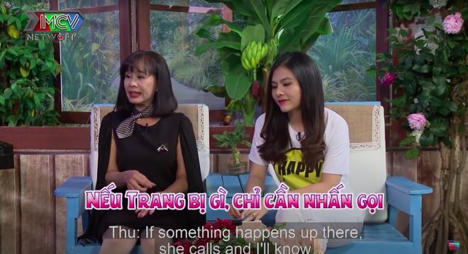 Vân Trang: Tôi hay nạt mẹ lắm làm mẹ buồn và khóc nhiều lần - Ảnh 3