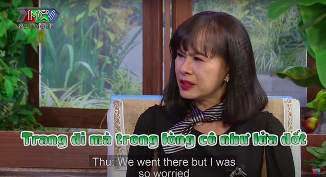 Vân Trang: Tôi hay nạt mẹ lắm làm mẹ buồn và khóc nhiều lần - Ảnh 4