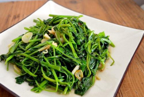 Cách làm 3 món ăn bài thuốc từ rau muống cực đơn giản, vừa thơm ngon lại giúp trị bệnh nhiều người mắc phải - Ảnh 2
