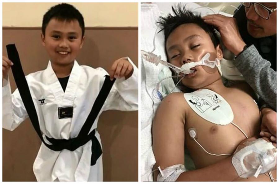 Bé 9 tuổi tử vong sau một cơn cảm lạnh, cha mẹ làm trong ngành y cũng không cứu được con - Ảnh 1