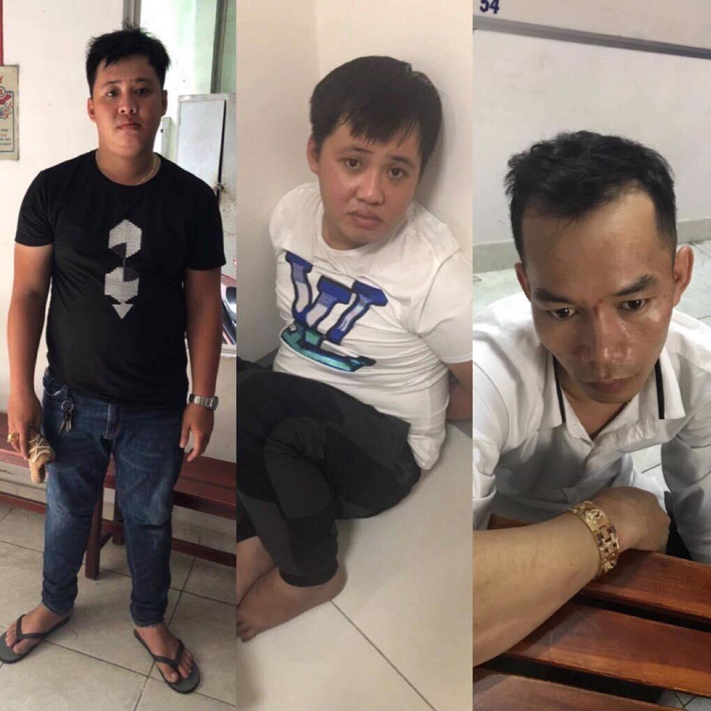 Chủ quán cà phê cầm đầu băng trộm cắp tài sản ở Sài Gòn khai gì? - Ảnh 1