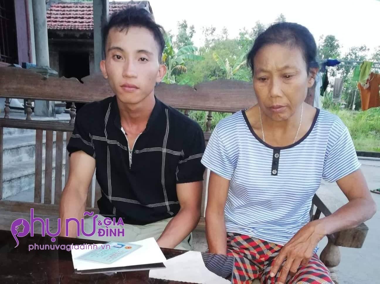 Cám cảnh người mẹ mắc bệnh suy thận nặng nguyện nhường sự sống cho con trai mắc bệnh hiểm nghèo - Ảnh 1