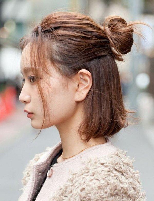 Muốn tỏa sáng khắp mọi nơi, dù nắng nóng cũng nên áp dụng 8 kiểu tóc bắt mắt này - Ảnh 3
