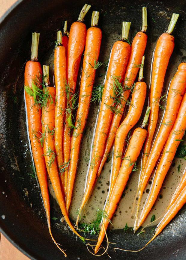 6 loại thực phẩm con gái ăn trong kỳ kinh nguyệt giúp giải độc, giảm cảm giác khó chịu và nuôi dưỡng tử cung - Ảnh 7
