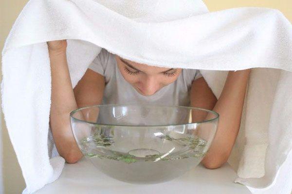 Hướng dẫn xông hơi tại nhà để điều trị mụn trứng cá, se khít lỗ chân lông giúp da dầu nhờn láng mịn, trắng hồng - Ảnh 3