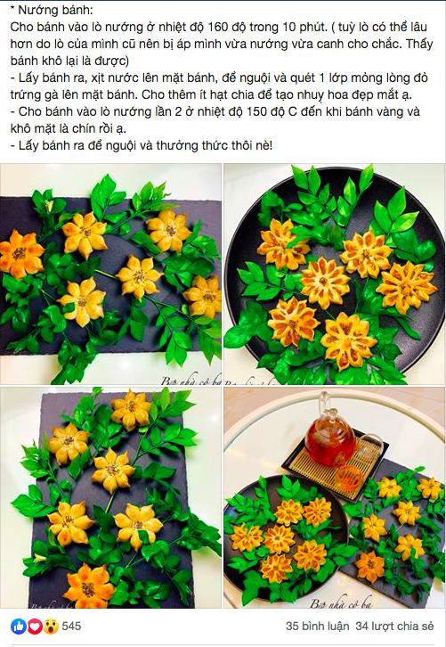 Hot mom miền Tây chia sẻ cách làm bánh dứa vừa đẹp vừa ngon, ai cũng có thể làm được! - Ảnh 2
