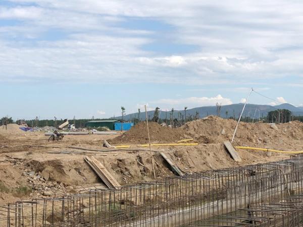 Dự án khu dân cư Nghĩa Thuận 'bán lúa non', chủ đầu tư phủi trách nhiệm? - Ảnh 1