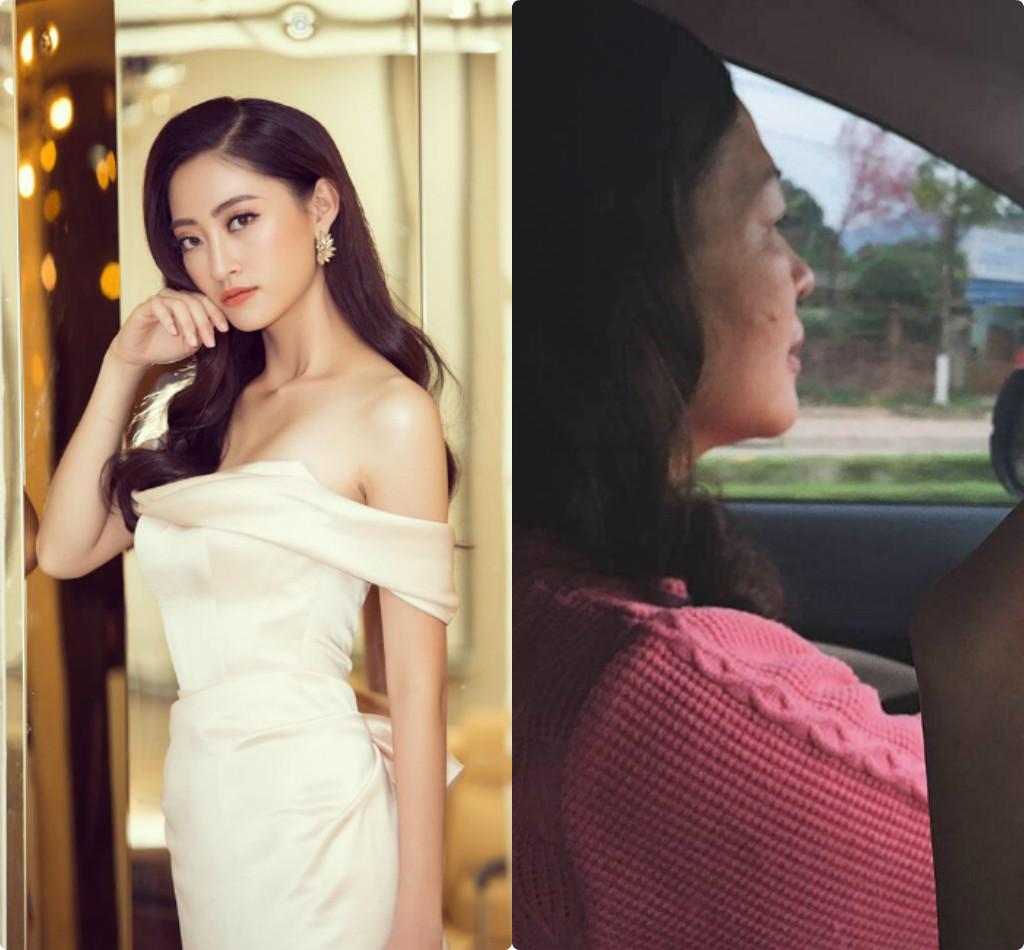 Hoa hậu Lương Thùy Linh: 'Không có mẹ chắc chắn không có Linh hôm nay' - Ảnh 1