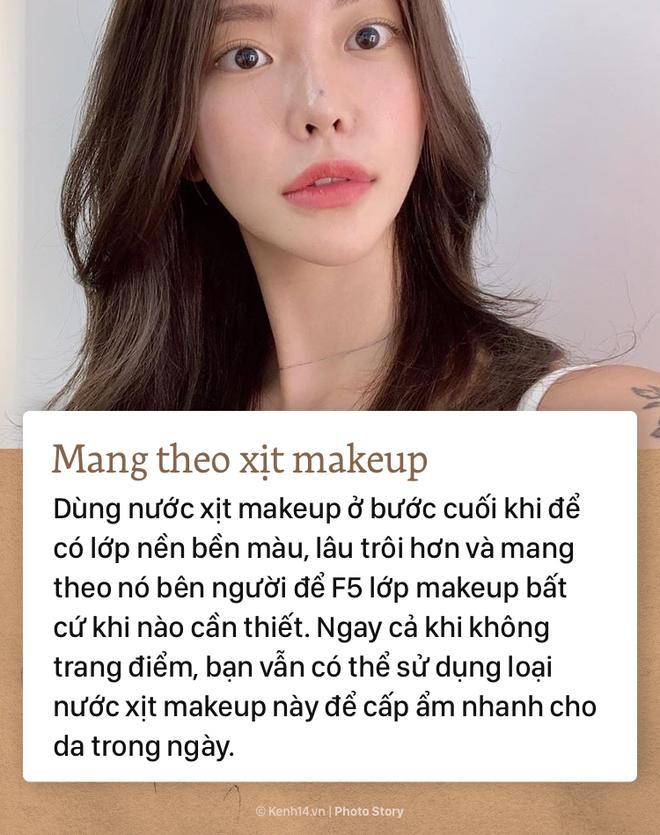 Tips giúp các nàng dù makeup sương sương vẫn giữ được nhan sắc đỉnh cao khi đi du lịch - Ảnh 3