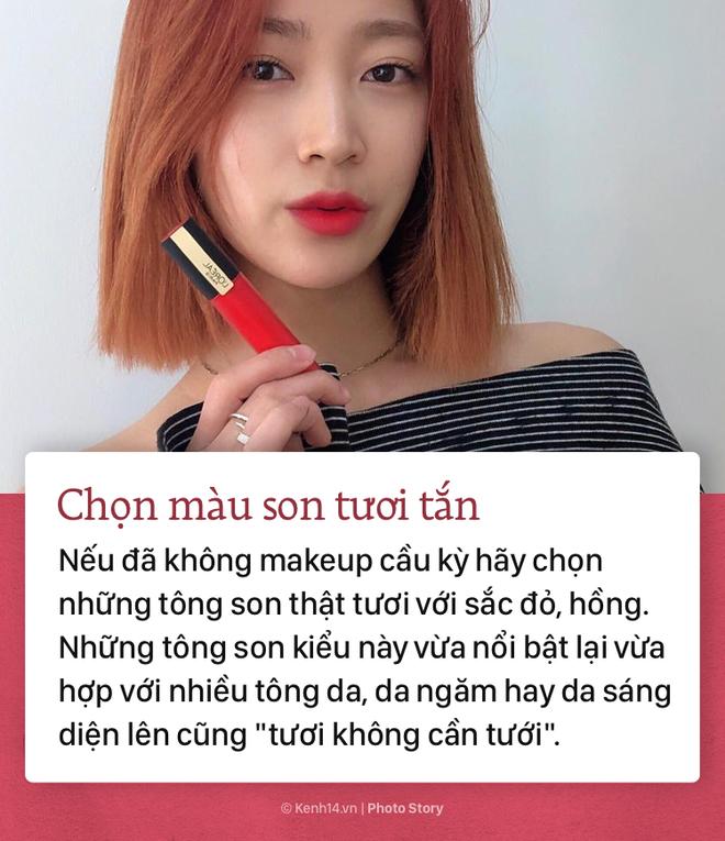 Tips giúp các nàng dù makeup sương sương vẫn giữ được nhan sắc đỉnh cao khi đi du lịch - Ảnh 5