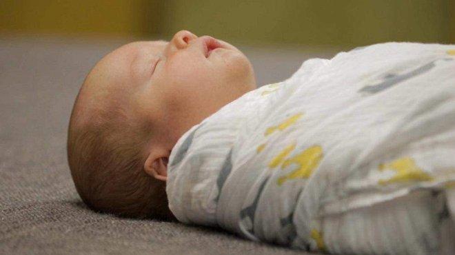 Trẻ sơ sinh thở mạnh nguyên nhân do đâu? - Ảnh 3