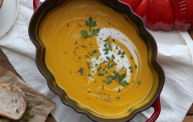Bạn hãy thêm ngay công thức món súp này vào thực đơn gia đình vì các lợi ích cho sức khỏe nó mang lại - Ảnh 6