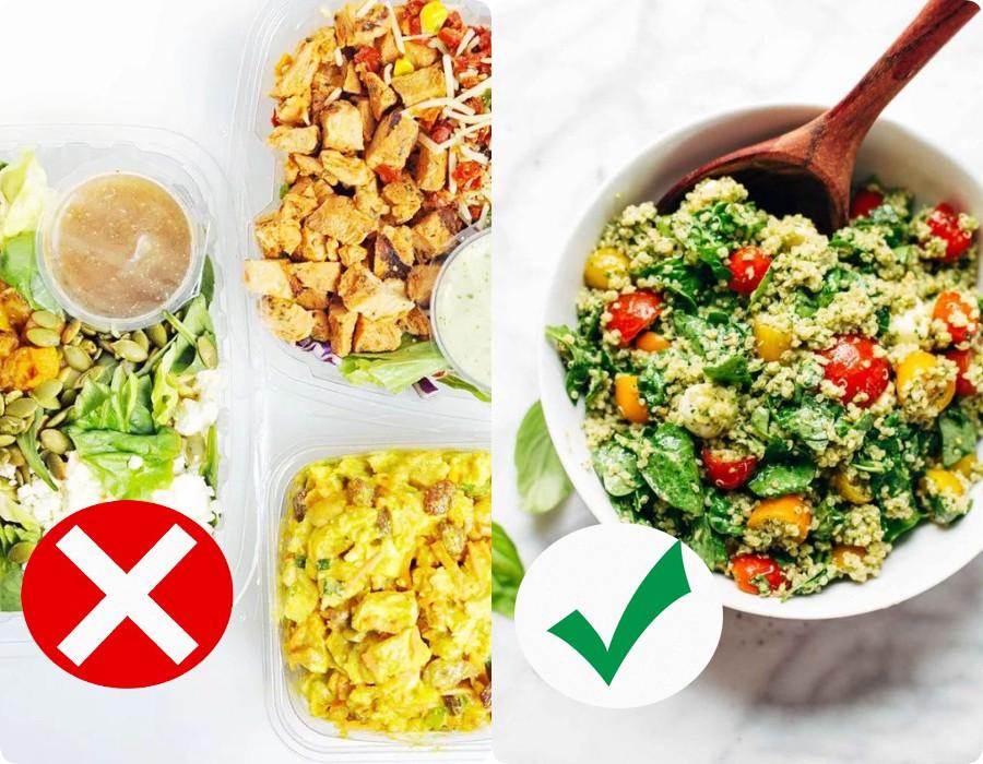 3 loại thực phẩm tưởng giảm cân hiệu quả, hóa ra lại khiến cho cân nặng của bạn cứ nhích dần lên - Ảnh 1