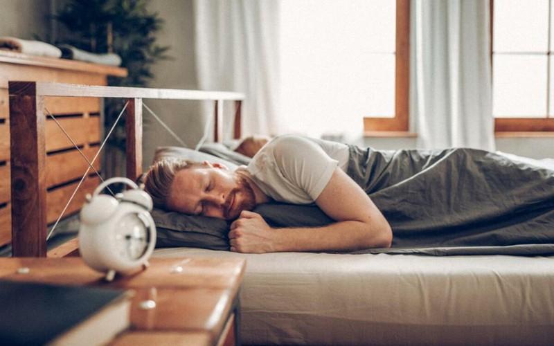 Giảm cân ngay khi ngủ nếu tuân thủ 6 thói quen sau - Ảnh 1