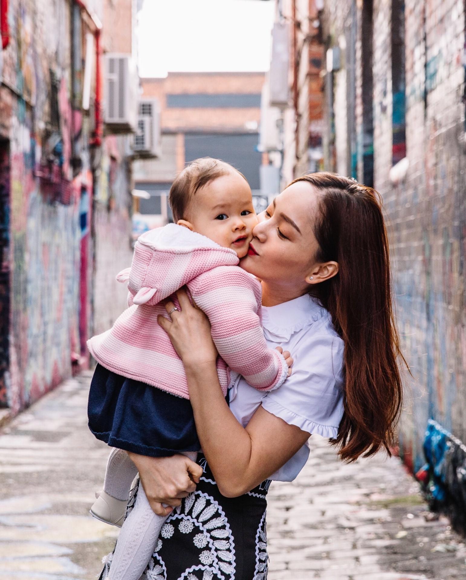 'Nàng dâu order' Lan Phương tiết lộ ngôn ngữ riêng sử dụng trong giao tiếp với con gái - Ảnh 6