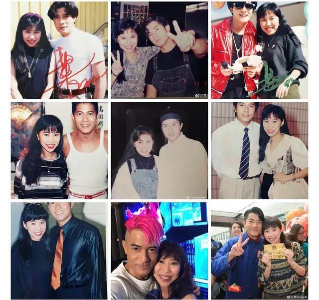 Tìm ra fan cuồng số 1 Hong Kong: Chụp ảnh với nửa showbiz, khiến hàng nghìn người ghen tị vì được Trương Quốc Vinh thân mật - Ảnh 7
