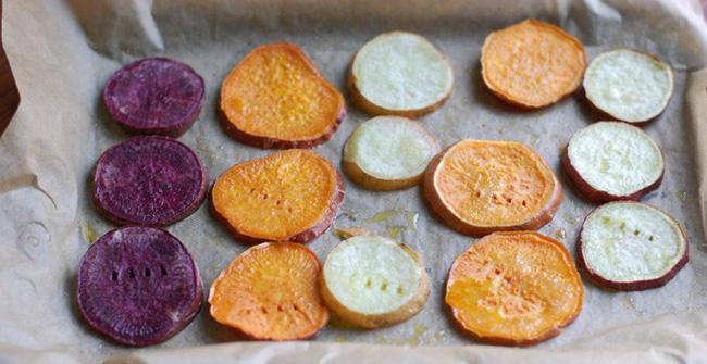 Ăn khoai lang vào mùa thu để da đẹp, dáng xinh như thế này sao bạn còn chưa áp dụng? - Ảnh 5