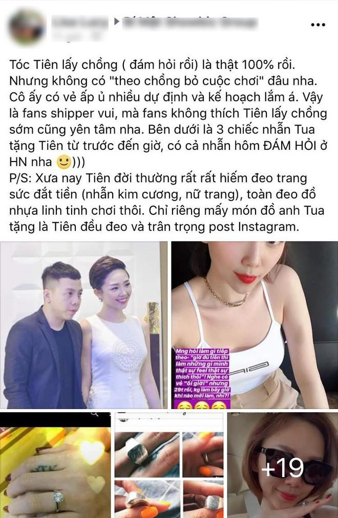 Giữa tin đồn đính hôn, Tóc Tiên phản ứng: 'Cuộc đời đôi khi là bi kịch của mạng xã hội' - Ảnh 1