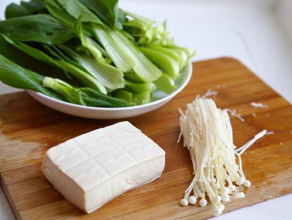 Nếu bạn cần giảm cân, bữa tối chỉ nên ăn một tô canh đậu nấu nấm là đủ! - Ảnh 1