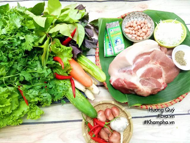 Cách làm bún thịt nướng siêu ngon cho những ngày chán cơm thèm đủ thứ - Ảnh 1