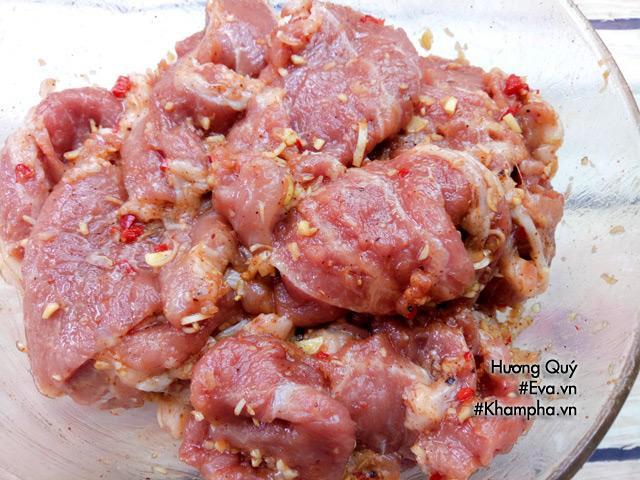 Cách làm bún thịt nướng siêu ngon cho những ngày chán cơm thèm đủ thứ - Ảnh 3