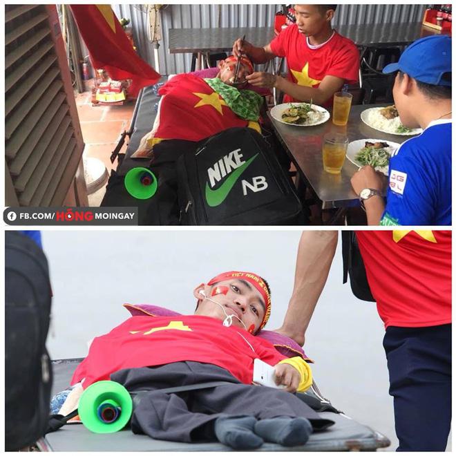 Trước trận Việt Nam - Malaysia, xuất hiện một hình ảnh khiến người ta phải 'cay mắt' - Ảnh 2