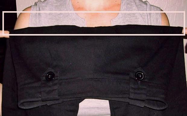 Khỏi vào phòng thử đồ: Bạn cứ theo cách này mà mua quần Jean, đảm bảo vừa khít 'bo-đì' - Ảnh 6