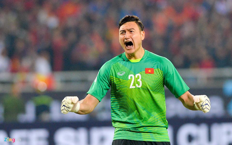 Đặng Văn Lâm khóc sau khi giúp tuyển Việt Nam vô địch AFF Cup - Ảnh 2