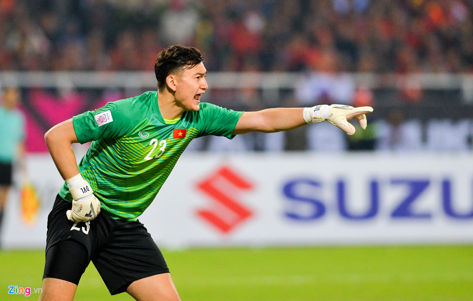Đặng Văn Lâm khóc sau khi giúp tuyển Việt Nam vô địch AFF Cup - Ảnh 6