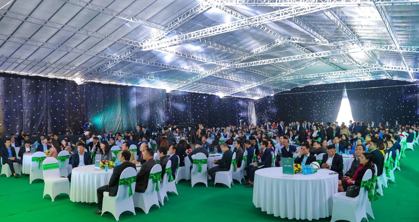 80% giỏ hàng Him Lam Green Park tại lễ mở bán giai đoạn 2 đã có chủ - Ảnh 1