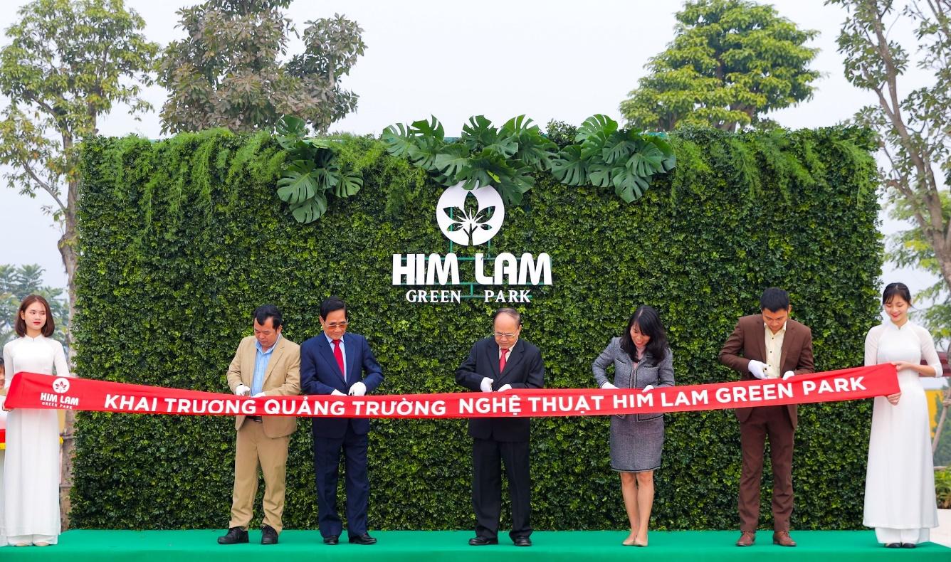 80% giỏ hàng Him Lam Green Park tại lễ mở bán giai đoạn 2 đã có chủ - Ảnh 2