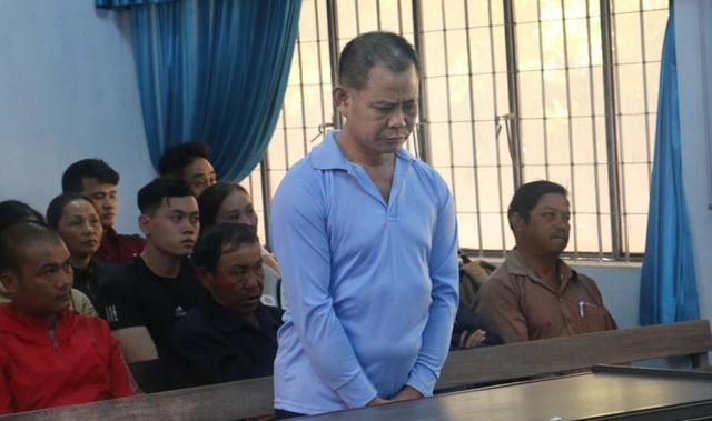 Bảo vệ đâm chết nữ quản lý trẻ nhận 20 năm tù - Ảnh 1