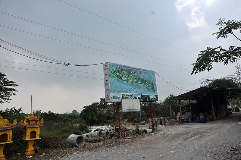 Cận cảnh dự án Hà Nội Westgate liên tục nâng thời gian bỏ hoang - Ảnh 8