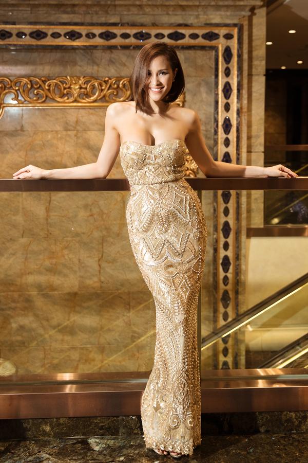 MC Phương Mai: Sụt cân đến mức suýt tuột cả váy nhờ bí quyết rất khó, mà cũng... dễ thôi - Ảnh 1