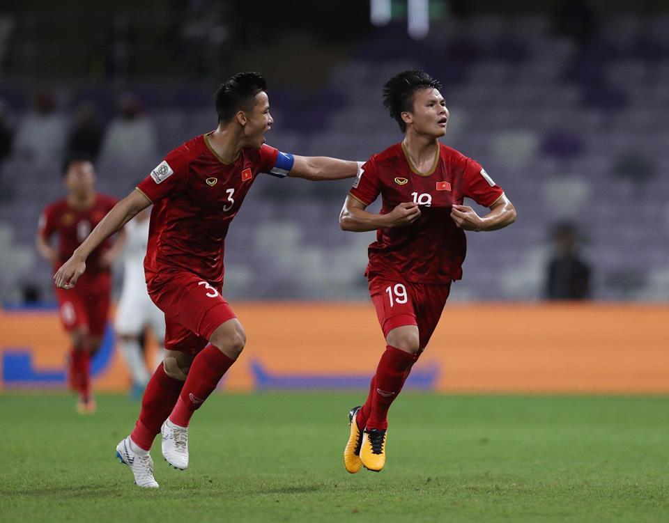 Tuyển Việt Nam vào vòng 1/8 Asian Cup 2019 trong trường hợp nào? - Ảnh 1