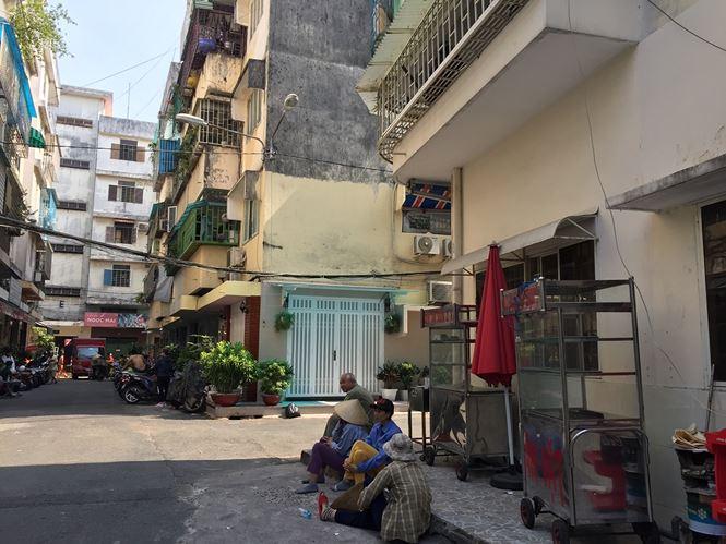Sẽ tháo dỡ, xây mới chung cư nghiêng nguy hiểm ở Sài Gòn - Ảnh 3